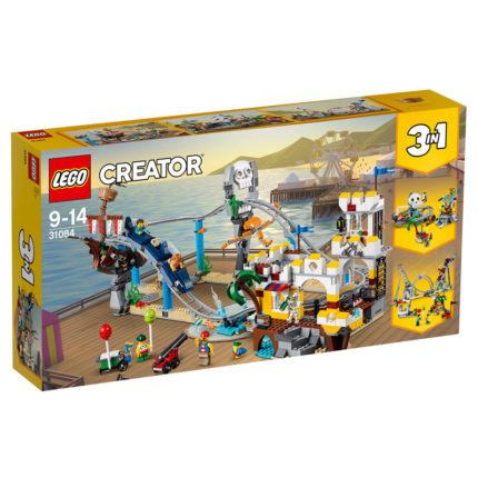 LEGO Creator zomer 2018