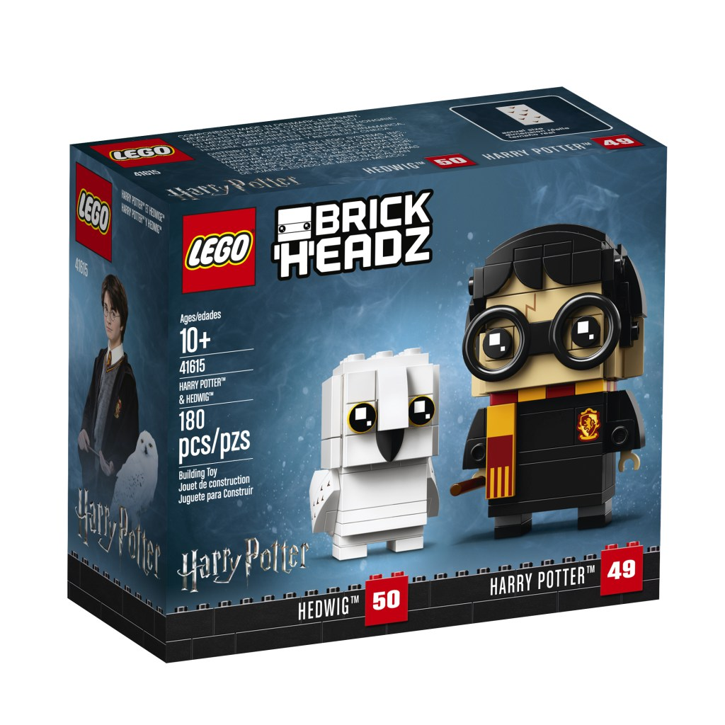 Harry Potter Brickheadz