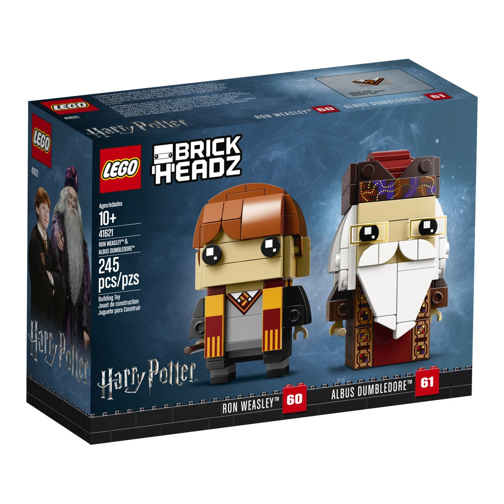 Harry Potter Brickheadz 41621