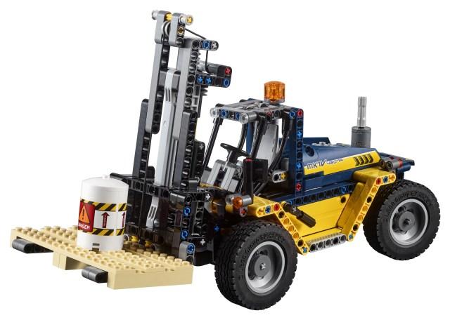 LEGO Technic zomer 2018 42079