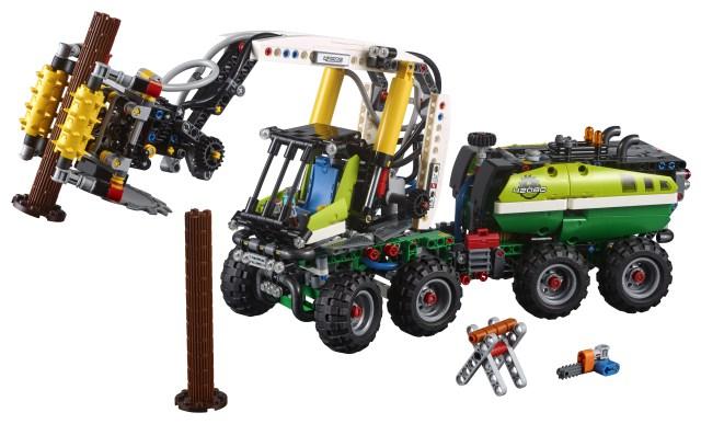 LEGO Technic zomer 2018 42080