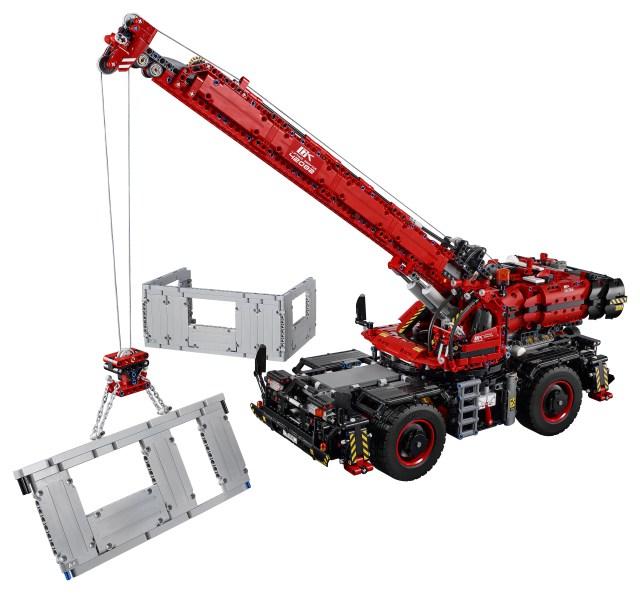 LEGO Technic zomer 018 42082