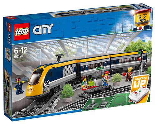 LEGO treinen zomer 2018 60197