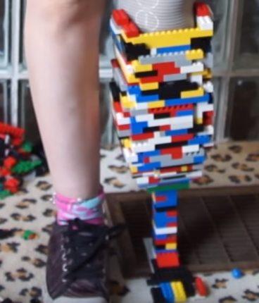 LEGO beenprothese