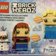 Frozen brickheadz