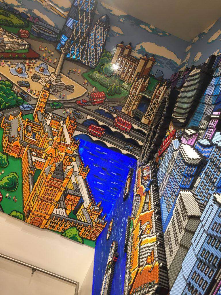 LEGO Store Londen