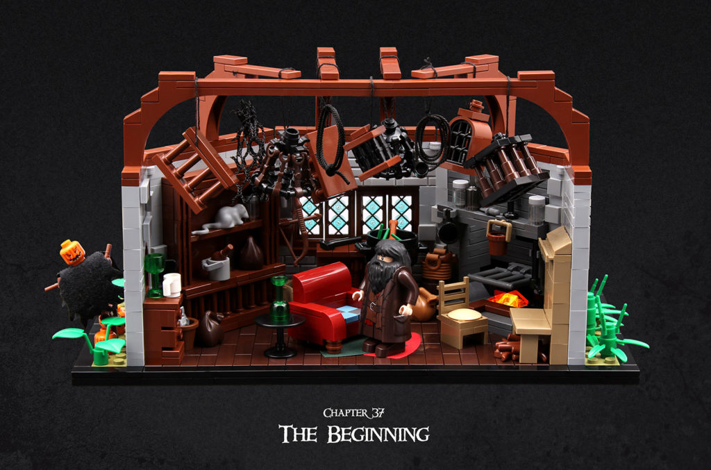 LEGO Harry Potter MOC's VBP