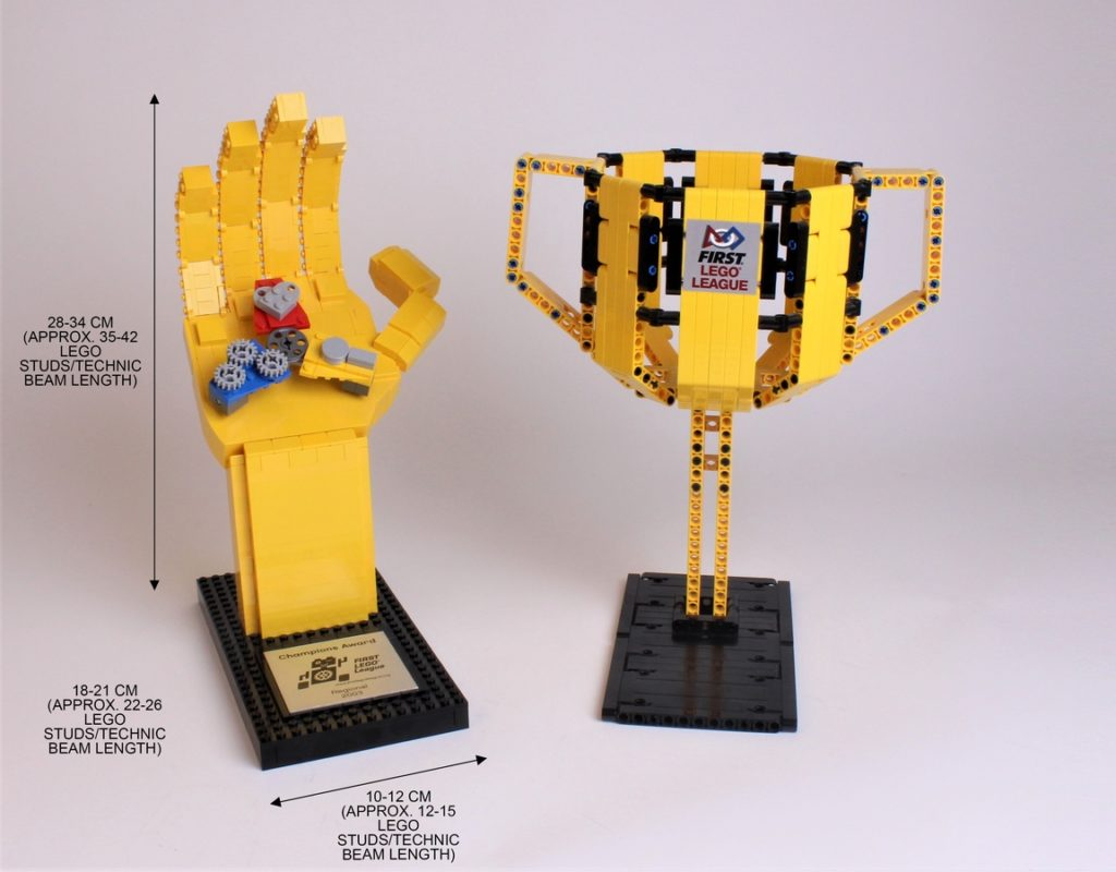 LEGO League World Festival Trofee