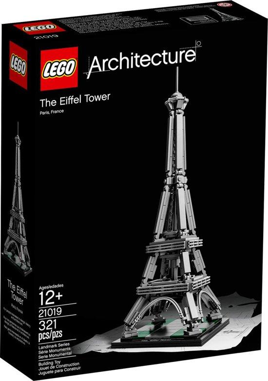 LEGO Moederdag Eiffeltoren