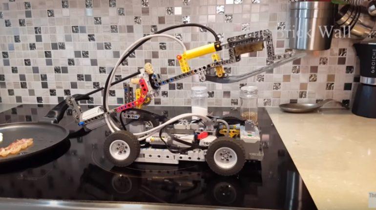 LEGO robot