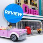 Review LEGO 10260 Diner in de stad
