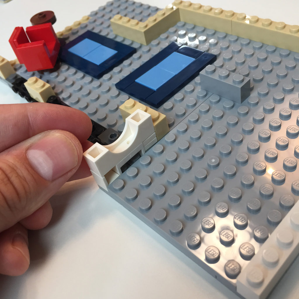 Review LEGO Diner in de stad