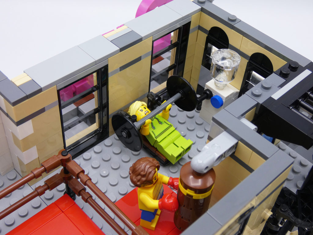 Review LEGO 10260 Diner in de stad