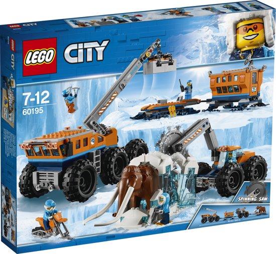 LEGO City Artic 60195