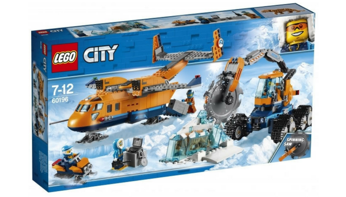LEGO City Artic 60196