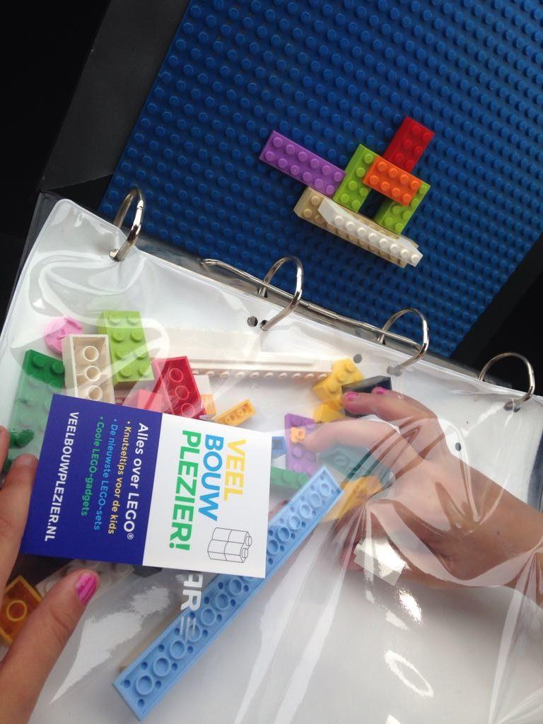 LEGO Speelmap