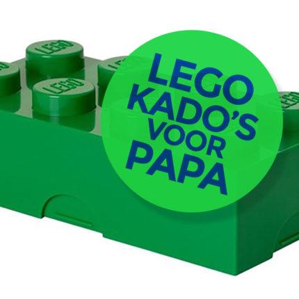 LEGO vaderdag cadeau's
