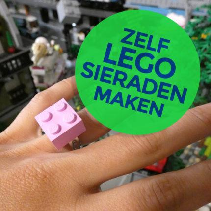 lego sieraden veelbouwplezier