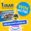 LEGO Winactie - Veelbouwplezier