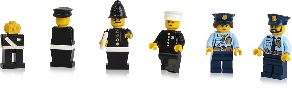 LEGO minifiguur politie