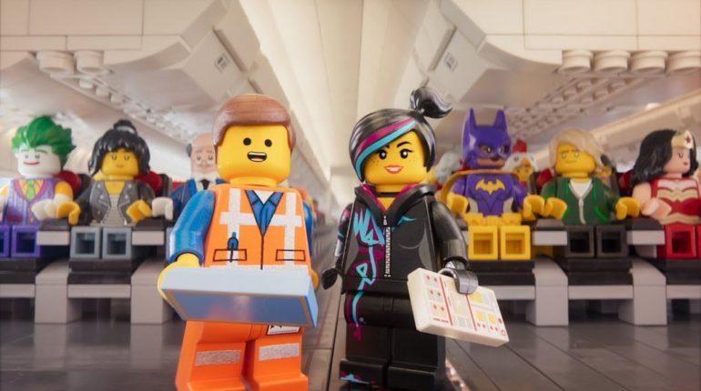 LEGO veiligheidsinstructies