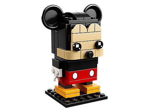 Mickey en Minnie Brickheadz