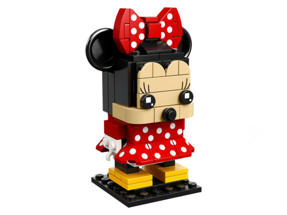 Mickey en Minnie Brickheadz