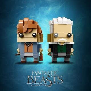Fantastic Beasts Brickheadz