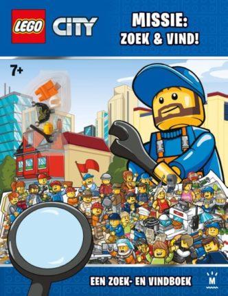 LEGO City missie