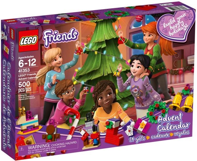 LEGO advent kalender 2018 friends