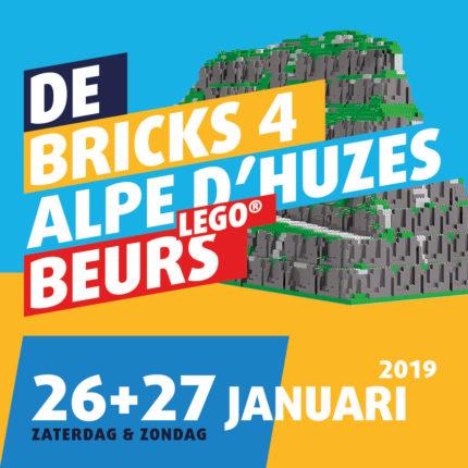 Bricks 4 Alpe dHuZes LEGO beurs
