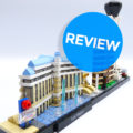Review LEGO 21047 Las Vegas