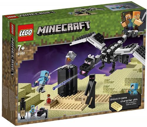 LEGO Minecraft 2019 211451