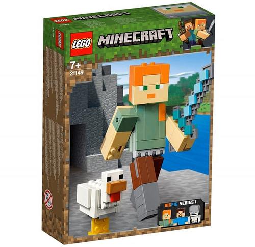 LEGO Minecraft 2019 21149