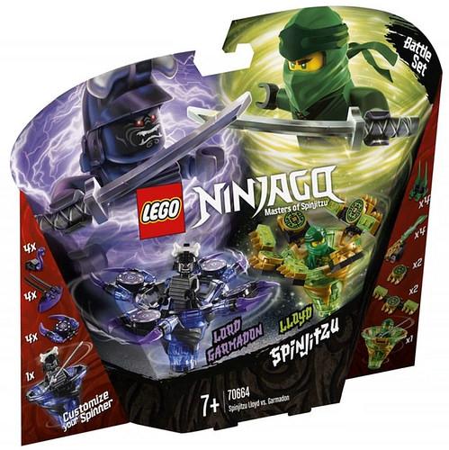 LEGO Ninjago Legacy 2019 70664