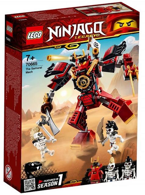 LEGO Ninjago Legacy 2019 70665