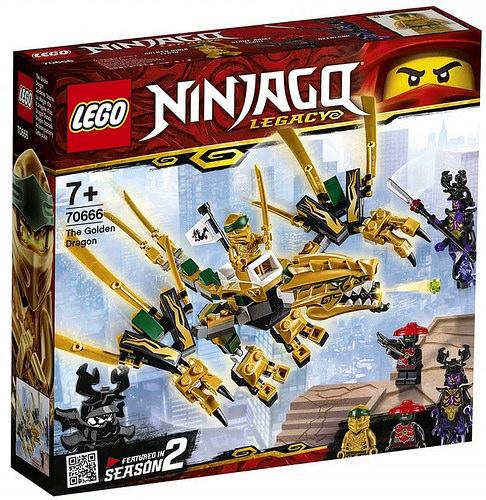 LEGO Ninjago Legacy 2019 70666