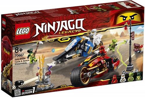 LEGO Ninjago Legacy 2019 70667