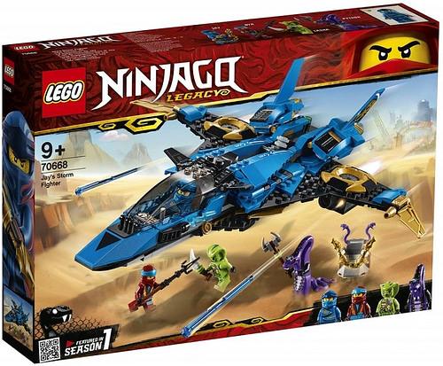 LEGO Ninjago Legacy 2019 70668