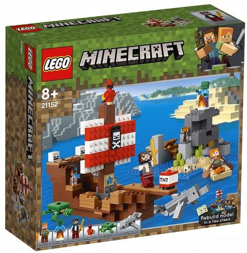 LEGO minecraft 2019 21152