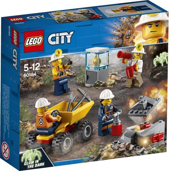 LEGO schoencadeautjes 60184