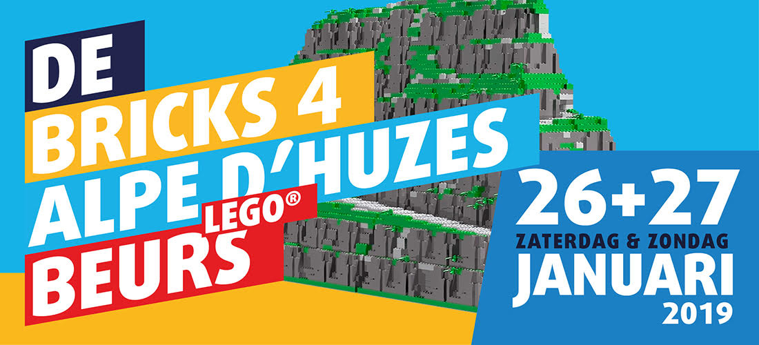 Bricks 4 alpe d'huzes