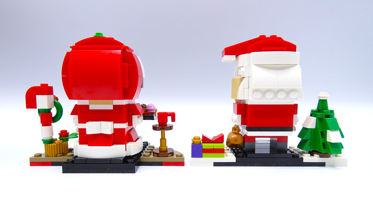 Review LEGO Brickheadz 40274