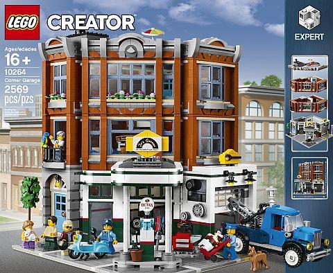 LEGO Modular Garage