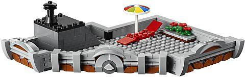 LEGO Modulair dakterras