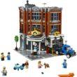 LEGO Modular Garage uitgelicht