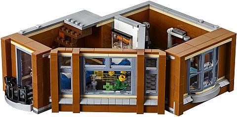 LEGO modular garage dierenkliniek