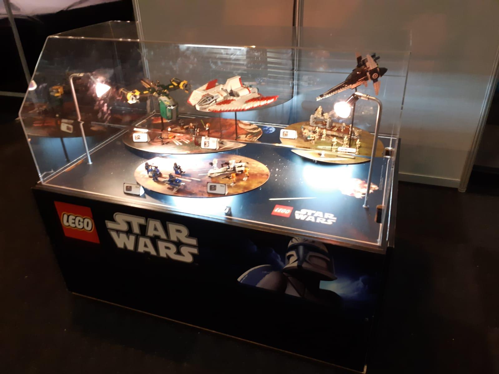 Bouwblokjes 2018 Star Wars