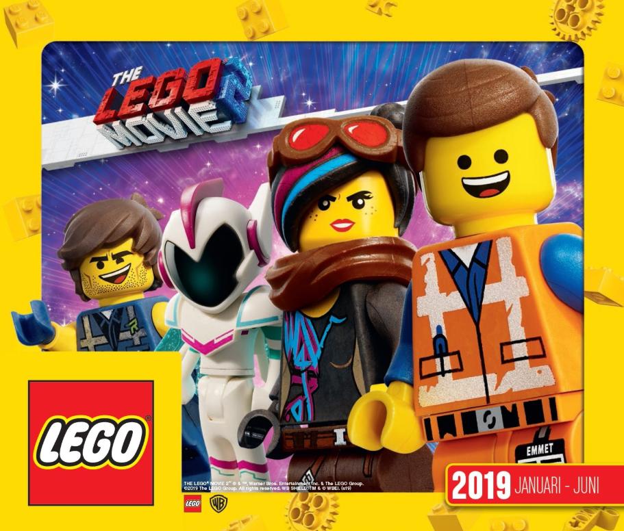 LEGO Catalogus 2019