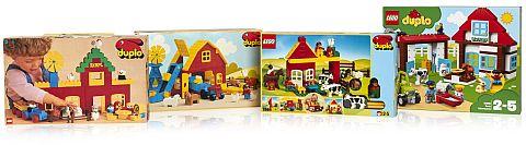 LEGO DUPLO boerderij